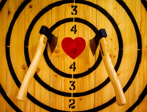 Valentinov Sekiromet® – plača en, igrata dva!