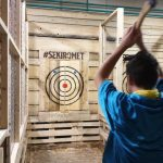 pustni turnir sekiromet axe throwing