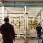 sekiromet axe throwing
