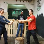 sekiromet axe throwing turnir