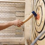 sekiromet axe throwing turnir tarca