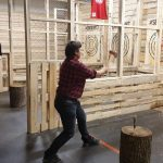 sekiromet axe throwing turnir asa