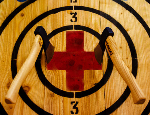 Information: Axe Throwing and koronavirus – covid19
