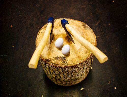 Imate dovolj jajc? Pridite na velikonočni družinski Sekiromet™
