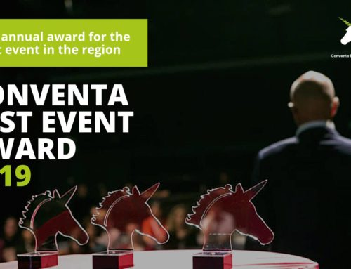 Zmaaaga! Conventa Best Event Award 2019 – Winner of the Audience!