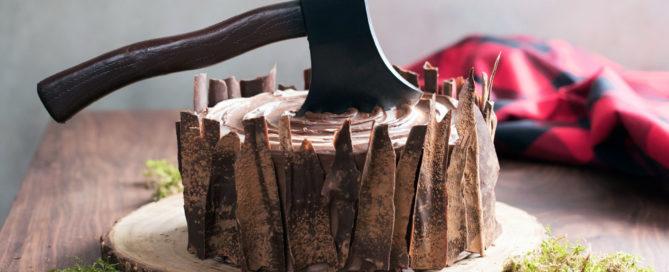 lumberjack cake tastemade.com